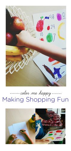 {Grocery Shopping with Kids} Simple advice for engaging & entertaining kids when shopping…