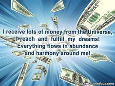Money Affirmation