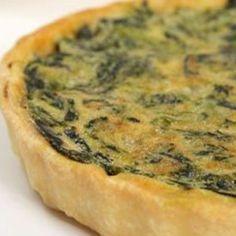 Greek Spinach Casserole Recipe | Just A Pinch Recipes