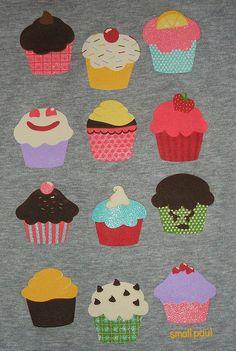 Paul Frank Cupcake T Shirt