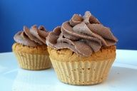 Chocolate Orange Protein Cupcakes