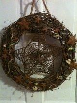 Western/ Country wreath