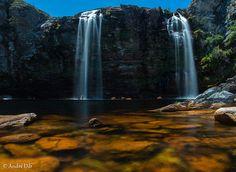 Cachoeira do Bicame - Serra do Cipó