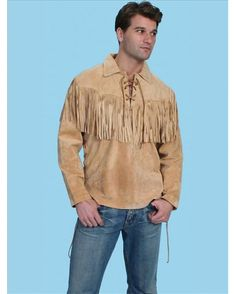 Mountain Man Shirt  $199.50