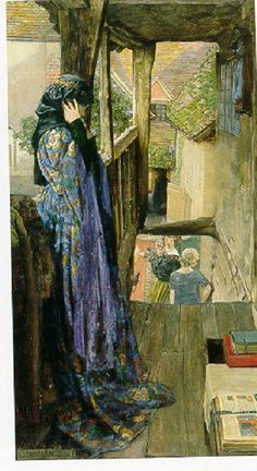 Eleanor Fortescue Brickdale,The Ugly Princess, c. 1902