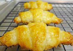 Flaky Gluten Free Croissants | Gluten Free Recipes | Gluten Free Recipe Box