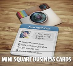 Business Cards on Pinterest