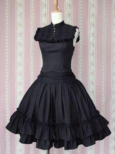 Victorian Maiden Victorian Doll Dress