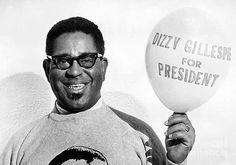 Dizzy Gillespie, Jazz Prez!
