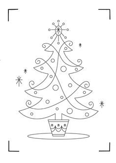 hand embroidery, embroidery patterns, hand embroideri, christma redwork, redwork hand, darl christma, art, christma tree, christmas trees