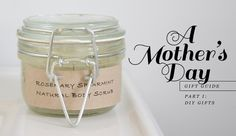 Great Mothers' Day gift ideas!