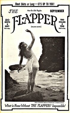 """The Flapper"" September 1922 issue"