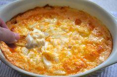 Cheesy Baked Vidalia Dip