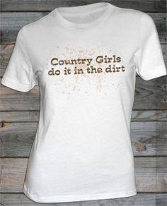 'Country Girl' <3