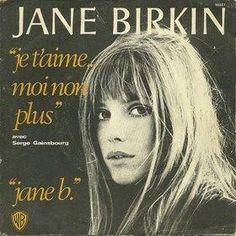 Jane Birkin - Je t'aime...Moi non plus / Jane B.