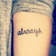 """Getting this with my wedding date<3 Maybe i can convince him to get """"Forever"""" with the date for a matching tattoo?(:"""