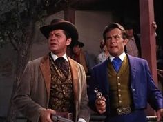 Ross Martin, Robert Conrad in The Wild, Wild West