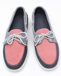 Sebago Spinnaker In Pink