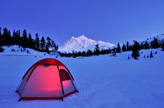 Great winter campgrounds and RV parks... you up for a great winter adventure?