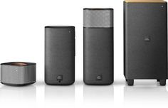 Philips Fidelio E5 wireless surround cinema speakers