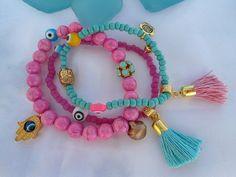SALEGYPSY ARM Candy  Bohemian Style Bracelets  Gypsy by Nezihe1, $21.00