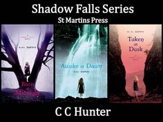 Shadow Falls series by C.C. Hunter