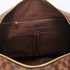 What to consider when designing bag interiors.