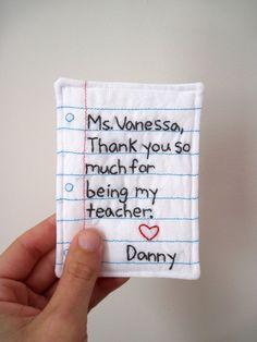 cute gift for a teacher