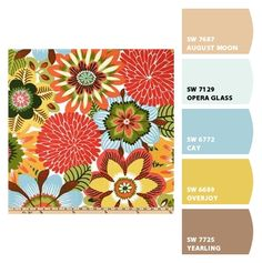 Sherwin Williams paint colors using Chip It