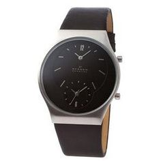 Long Distance Relationship Gift Idea: Dual Time Zone Watch. Need I say more?