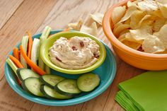 Zesty Bacon Cheddar Dip