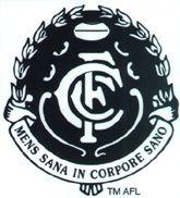 Carlton Football Club Logo #1