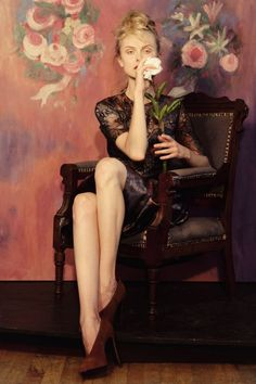 Kamila Filipcikova by Glynis Selina Arban for Lula F/W 12-13