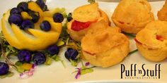 Cheese, Bacon, Puff Pastry?? Yes. | Puff 'n Stuff Catering | Tampa + Orlando, FL | puffnstuff.com |