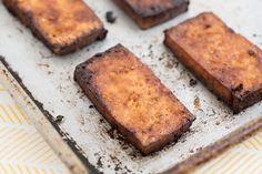 YES - Baked tofu