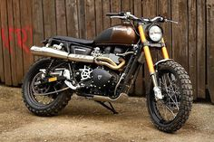 "Triumph ""The Rumbler"""