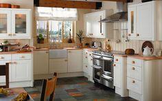 Pomysły Country Kitchen wzorując Country Kitchen Ideas