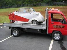 Mini Tow truck for mini car