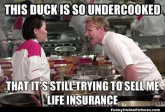 Hell's Kitchen #funny #Meme Picture #lol