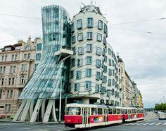 #Prague Dancin'house