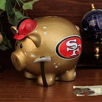 Here is some SF 49ers memorabilia that just makes cents!