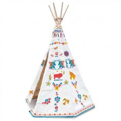 Cute Play Tee Pee Tent for Children