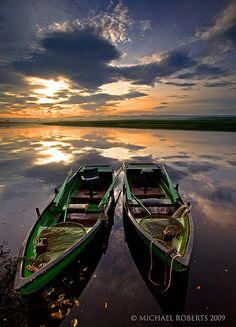 Tweed boats