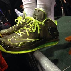 dunkman lebron 11 low 01 570x570 LeBron James Wears Nike LeBron 11 Low During All Star Weekend