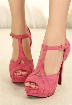 Jenna High Heel Shoes