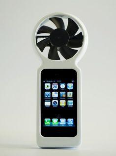 La première batterie écolo pour iPhone ;)