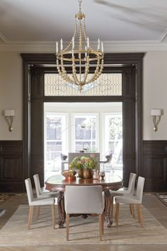 dining room #dining #chandelier