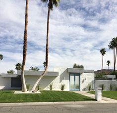 Modern in Palm Springs #ModernismWeek