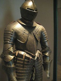 Armor for Heavy Cavalry | French ca 1600