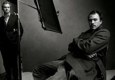 Christopher Nolan | Heath Ledger | Annie Leibovitz